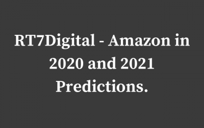 Amazon 2021 Predictions