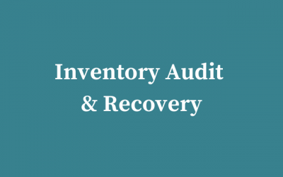 Amazon Inventory Audit and Recovery